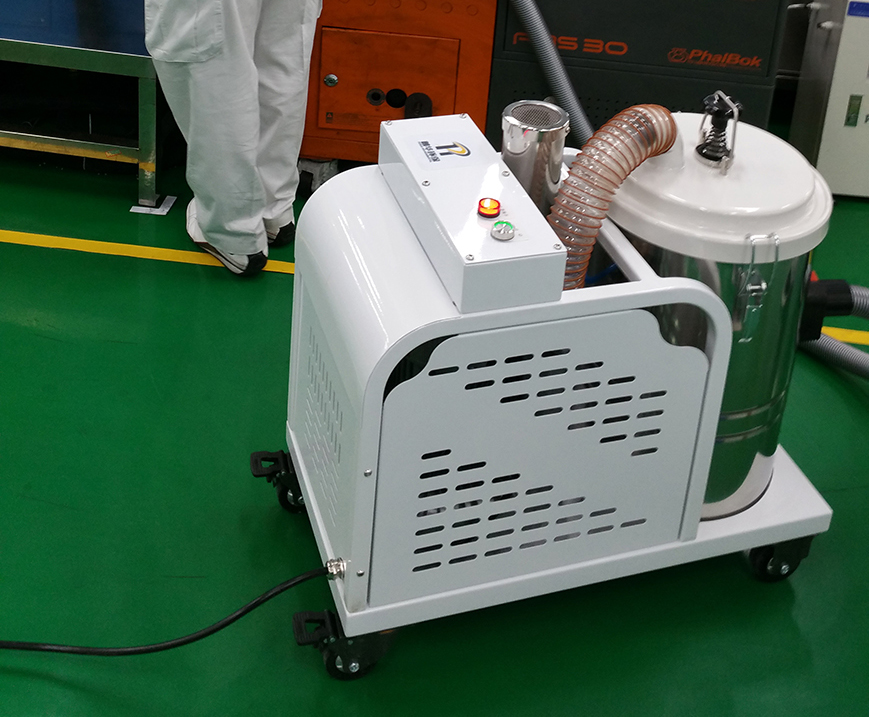 PSB-22 is used for carbon graphite dust suction