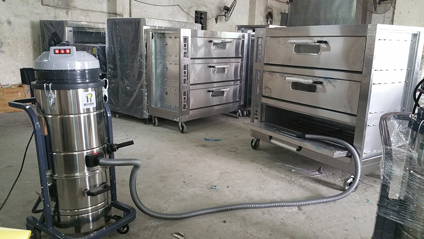 PM3B is used in an oven manufacturer