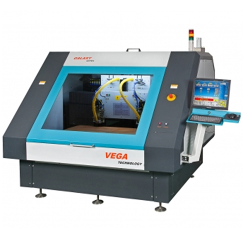 PS applied to single axis gong board machine