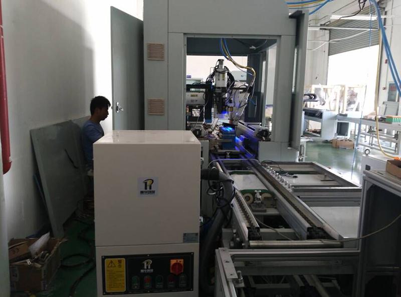 For laser welding of metals