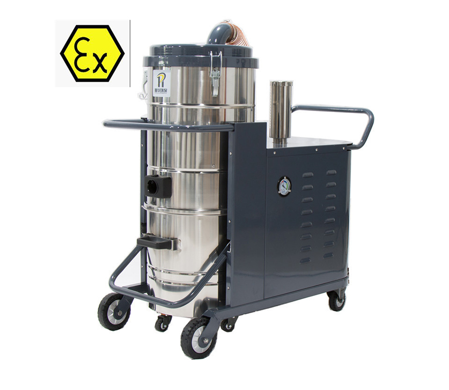 PKB - Ex series three-phase explosion-proof industrial vacuum cleaner