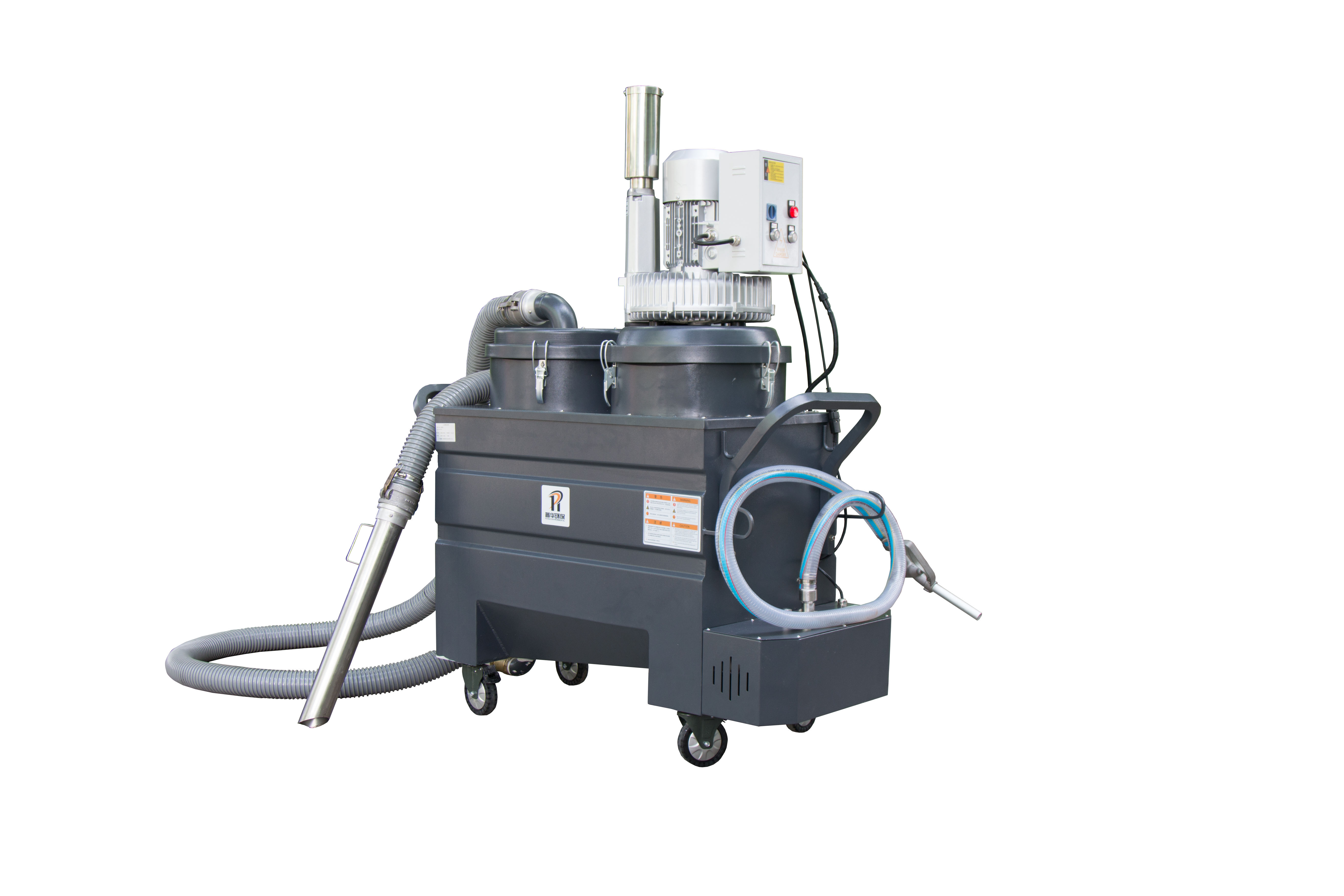 PGO series large capacity industrial oil suction machine